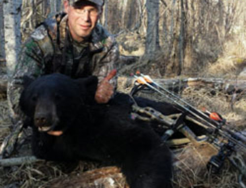 Jason's First Bear
